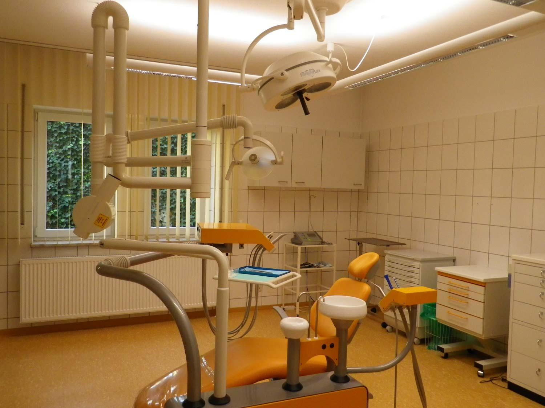 Innensicht Behandlungsraum