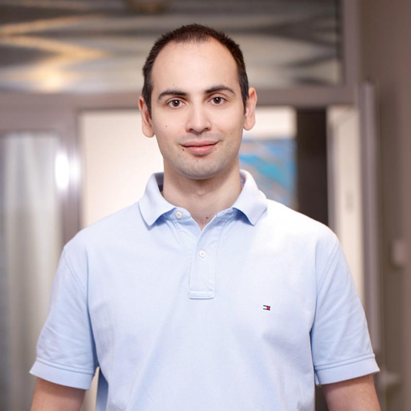 Zahnarzt Stephan Pertzsch